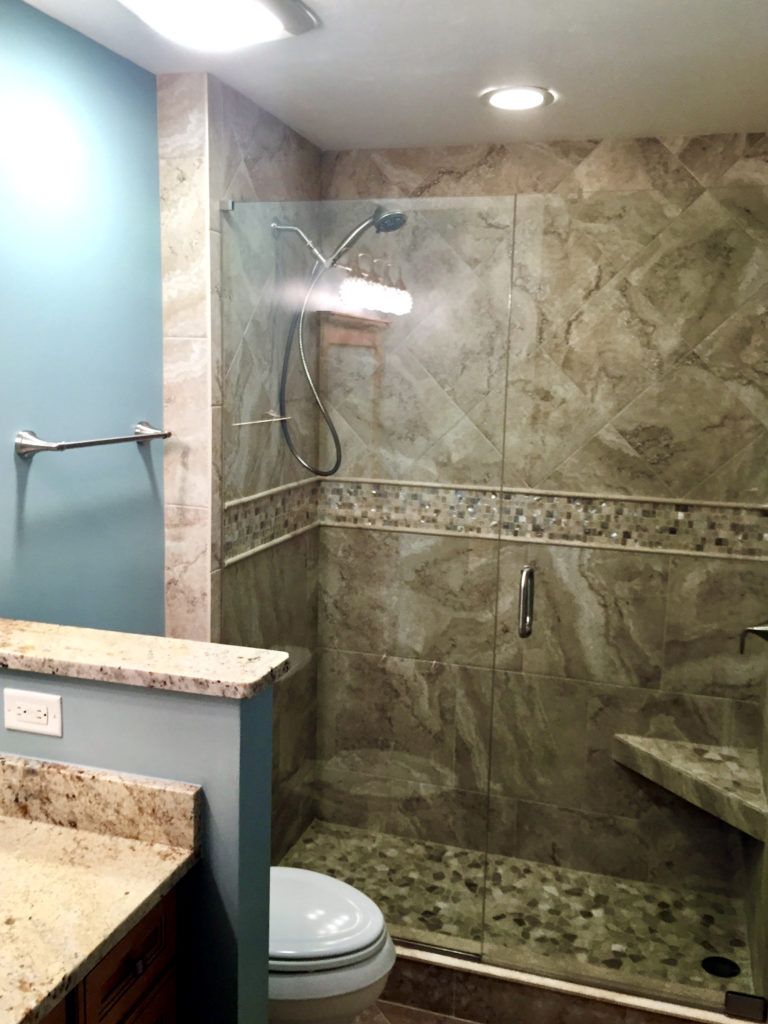 Bathrooms - Crown Construction