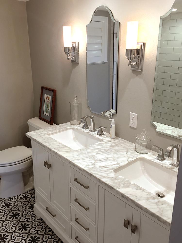Bathrooms Crown Construction